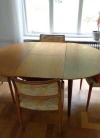 Pastoe tafel