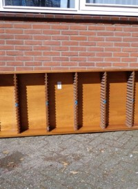 Monsterkast hout